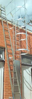 Cat ladder DV Fabs Ltd